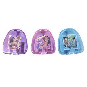 Disney Moana Kids Small Sharpener Bundle